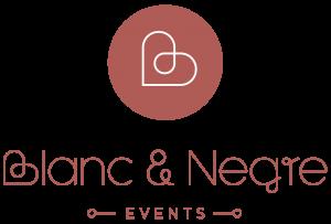 Logo Blanc & Negre events